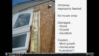 SignsThat Your Home Has a Serious Window Leak