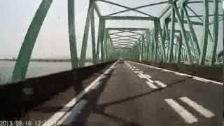 東名阪自動車道「木曽川橋」