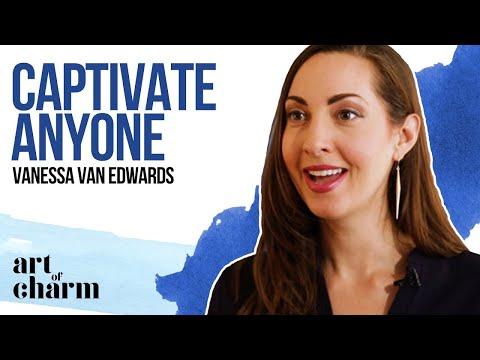 Vanessa Van Edwards | Captivate - The Art of Charm Podcast Episode 610