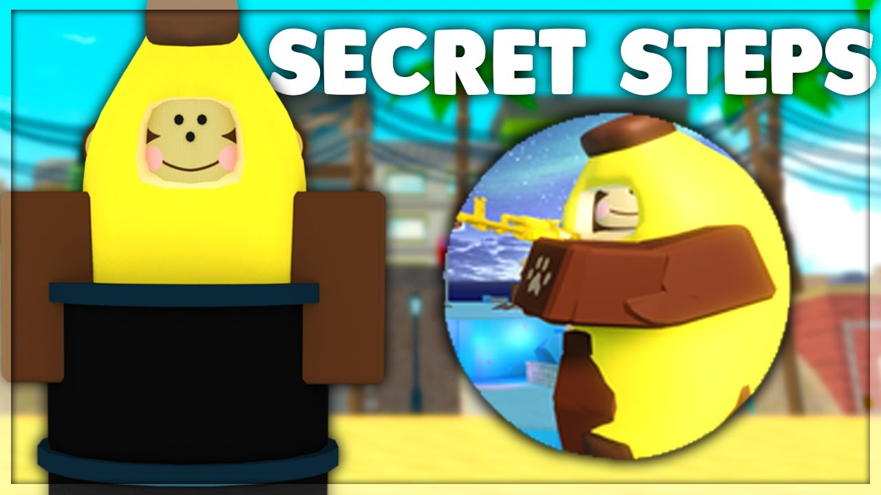 new steps and clues revealed monkey skin roblox arsenal