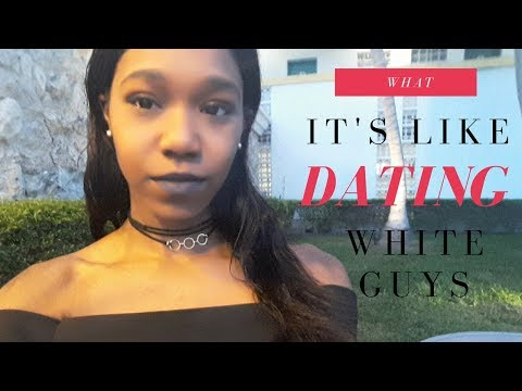 My experience dating a white guy/Interracial dating from YouTube · Duration:  7 minutes 56 seconds