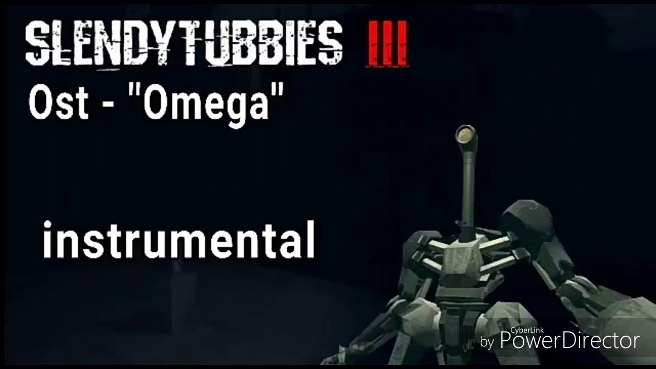 """Slendytubbies 3 Soundtrack la cancion del ANUNCIADOR """"Omega' #1"""