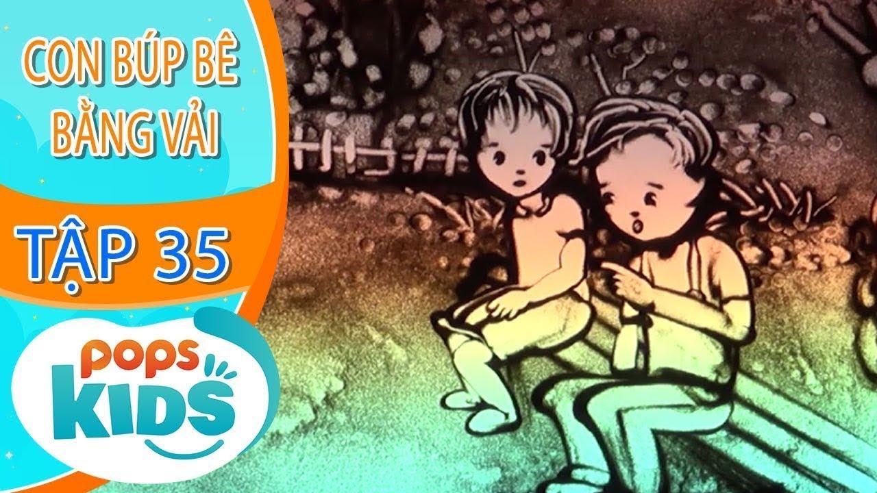 [S1] Hạt Cát Diệu Kỳ Tập 35 - Con Búp Bê Bằng Vải - Quà Tặng Cuộc Sống Hay Ý Nghĩa
