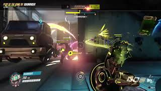 Overwatch Play Of The Game Lucio Havana With Pu Team Moringwoodrader 12-07-19