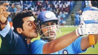 Cricketer Dhoni in Suriya's 24 - Vikram Kumar, Samantha