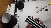 won't turn on while plugged in - YouTube