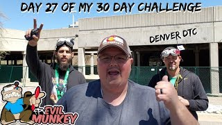 Day 27 of my 30 Day Challenge
