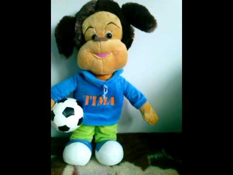 Тимоха мягкая игрушка - YouTube
