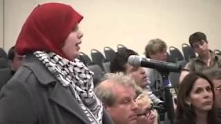 Muslim Student Wants Professor Dead, Then Gets Owned!