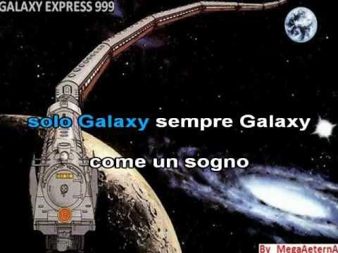 galaxy express 999 - oliver onions - karaoke