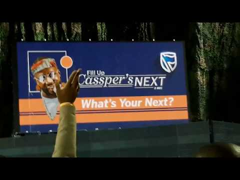 Fill Up FNB - Oskido Performs ma-Orange (New Song) for the first time on stage