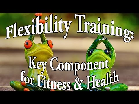 Yoga & Flexibility Training for Weight Loss & Health – Fitness Tip # 24