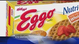 Eggo recall
