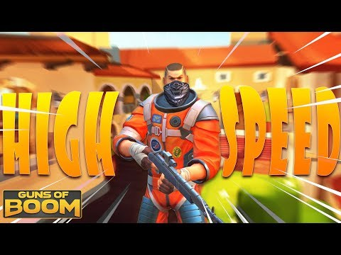 Guns of Boom #32: High Speed Battles | Unstoppable Scout Match