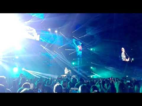 Ed Sheeran performs Thinking out loud at the Capital's Jingle Bell Ball 2017
