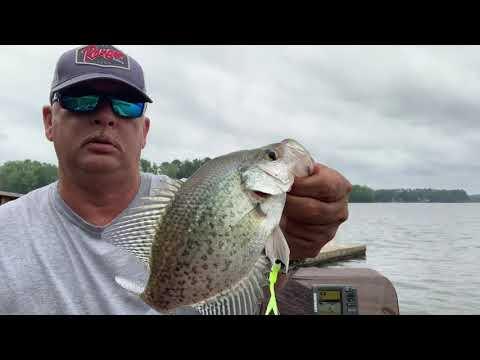Do YOU Fish In The Rain?!?!?  -  High Rock Lake
