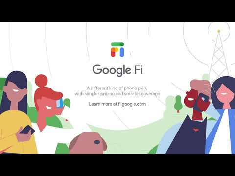 Google Fi: A Different kind of Phone plan (15s)