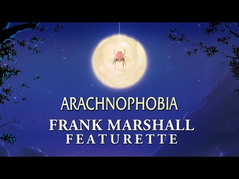 Arachnophobia: Frank Marshall Featurette (1990)