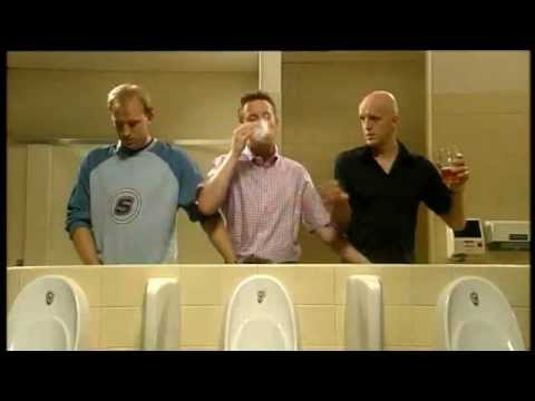 Teamwork urinal funny video youtube - Banos gay ...