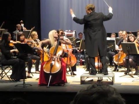 Saint-Saëns Cello Concerto No.2. Fanny Nemeth-Weiss
