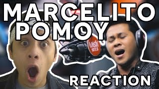 "Marcelito Pomoy sings ""The Prayer"" Celine Dion Andrea Bocelli LIVE on Wish 107 5 Bus REACTION"