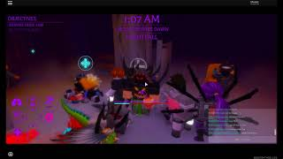 ROBLOX: Before the Dawn:Redux Boss round(Win)(OUTDATED)