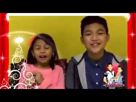 darren espanto and lyca gairanod invites you to their