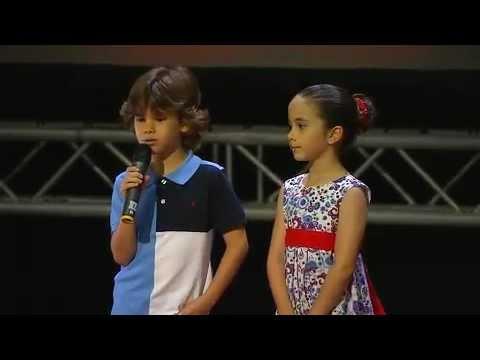 Futuros pianistas concertistas: Felipe y María José Castillo at TEDxPuraVida