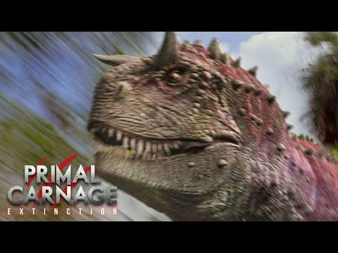 Tea-Bags, Toast & Glitches - Primal Carnage Extinction  || Part 17