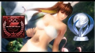 Dead or Alive 5 Ranked Match & Platinum Trophy #62 1000 Online Matches