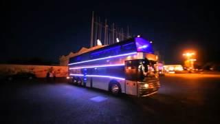 видео Автобус на корпоратив