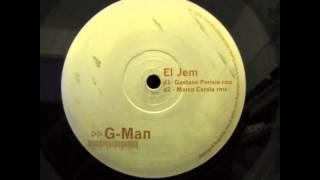 G-Man - El Jem (Marco Carola Remix)