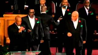 GREATER ALLEN CATHEDRAL MENS CHOIR