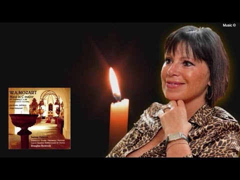 Burning Candle - INESSA GALANTE a.o. Mass in C major Mozart complete
