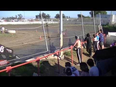 Cora Speedway Heat 2c 4/21/12 600 Micro Sprints