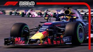 F1 2018   Making Headlines   Car Research & Development System   Developer Diary 2 [UK]