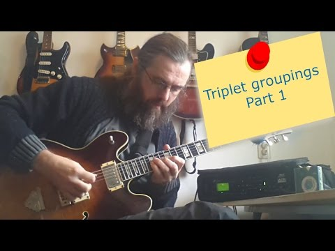 Triplets in groups of 4   part 1