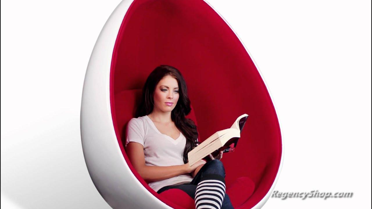 egg chair pod office guide - regencyshop.com youtube