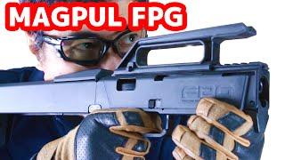 PTS MAGPUL – KWA-FPG COMPLETE マグプル FPG マック堺のエアガンレビュー#261