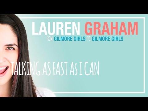 TALKING AS FAST AS I CAN - Lauren Graham | RAINBOOK