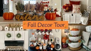 Fall Decor Tour 2019 | Rae Dunn Fall Collection