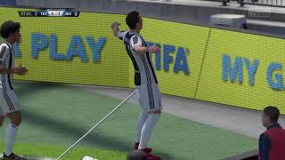 Clip: Fifa 18 Online / Super Goal Mandzukic - Xbox One S
