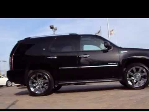 2010 GMC Yukon Denali Hybrid @ T&T Coast in Sea Gi...