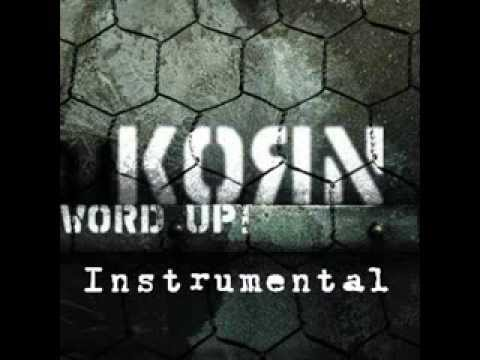 KoRn - Word Up (Instrumental)