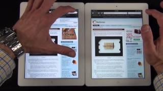 Apple iPad 3 vs iPad 2: Speed & Performance Comparison