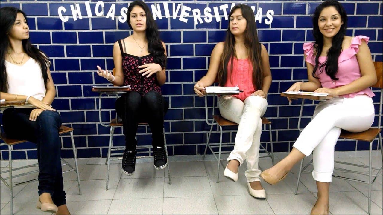 Chicas universitarias