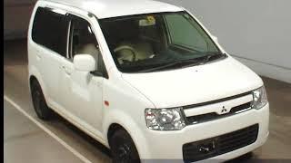2008 Mitsubishi EK Active 4WD_G H82W - Japanese Used Car For Sale Japan Auction Import