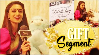 Erica Fernandes receives gifts from Fans | EXCLUSIVE | Kasauti Zindagii Kay | Prerna Sharma