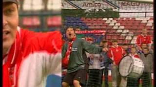 """PIOSENKA NA EURO 2012-Janek Zielinski-""""Jest gol,Znow gol"""""""