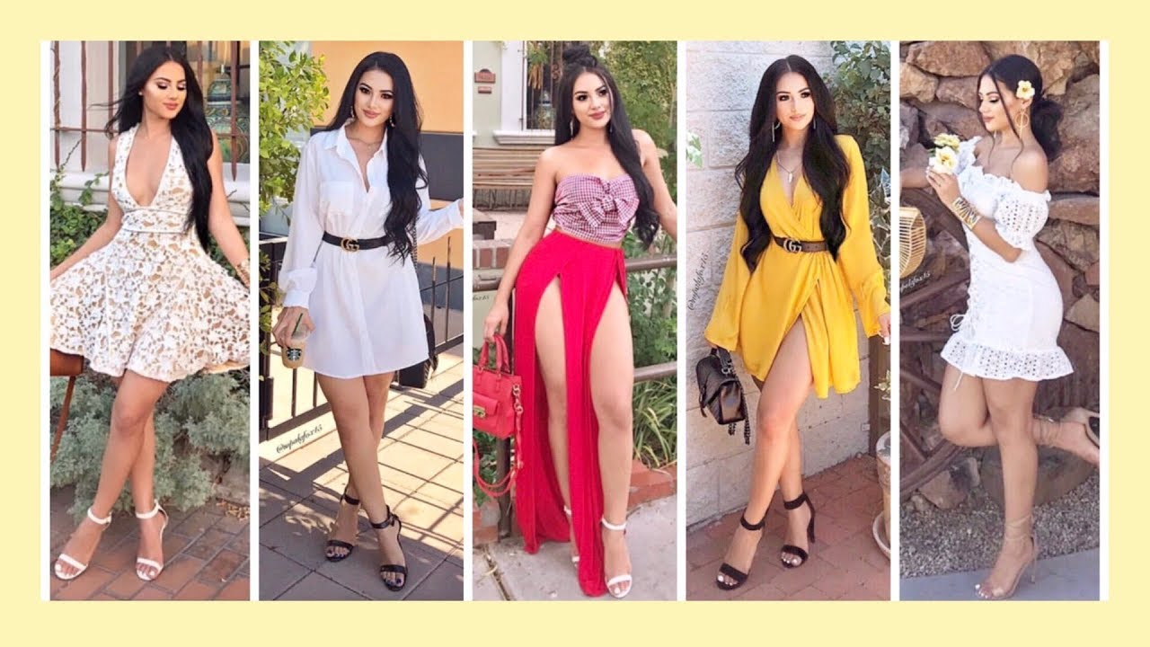 366a283dec9 Pretty Little Thing TRY ON HAUL  MARIA PALAFOX - YouTube